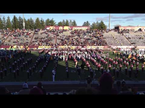 CMU Fight Song-CSHS Band Day