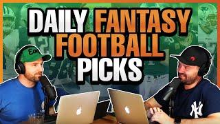 Daily Fantasy Football Week Seven NFL (Ep. 739) - Sports Gambling Podcast