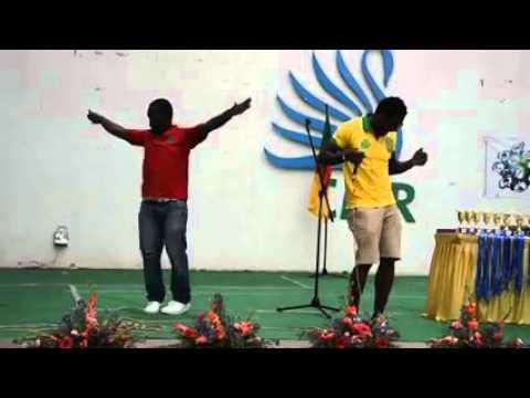kem Brian, Cameroonian Singer - does Jumme Ki Raat cover (Sets Indians on fire)
