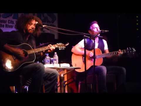 Colin James Unplugged- Heartbreak Road- LRBC 23