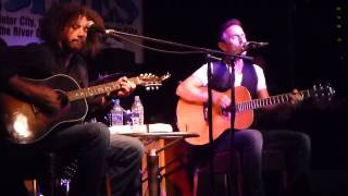 Colin James Unplugged- Heartbreak Road- LRBC 23