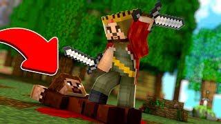 ZENGİN, FAKİRİ ÖLDÜRDÜ! 😱 - Minecraft