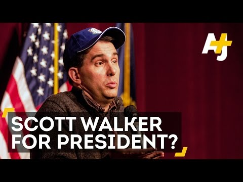 Scott Walker Joins The Presidential Race