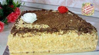 Торт Микадо – совершенство Вкуса! Легкое приготовление – рецепт на все времена