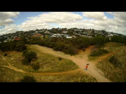 Maslin Beach May 2017 Drone Footage