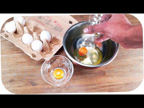 how-to-separate-egg-yolk-from-egg-white!-life-hack-|-eier---eigelb-trennen-trick-|-如何巧妙分离蛋清蛋黄