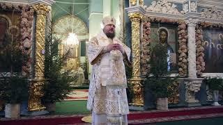 Слово митрополита Костромского и Нерехтского Ферапонта в праздник Богоявления