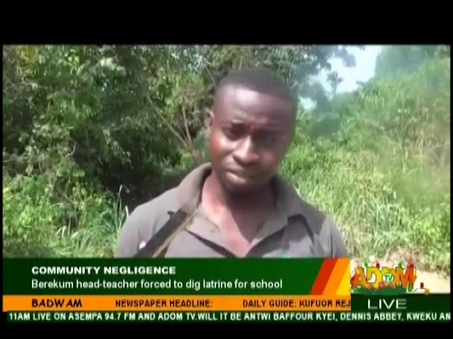 Badwam News on Adom TV (14-12-18)