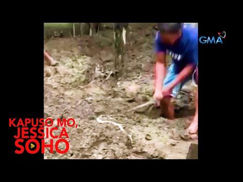 Kapuso Mo, Jessica Soho: AMA, IPINAGHIGANTI ANG ANAK NA NAMATAY SA TUKLAW NG COBRA!