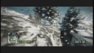 Battlefield BC 2 Fun Tactics- Smoke is Dangerous