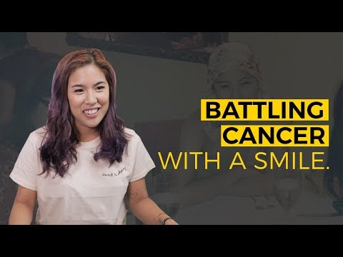 Fighting Ovarian Cancer With A Smile