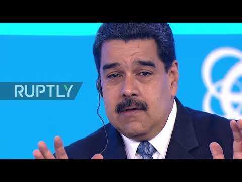 Russia: 'God bless and protect me'- Maduro slams 'international media campaign' against Venezuela