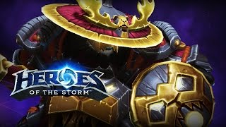 ♥ Heroes of the Storm (Gameplay) - Chen, REGEN! (HoTs Quick Match)