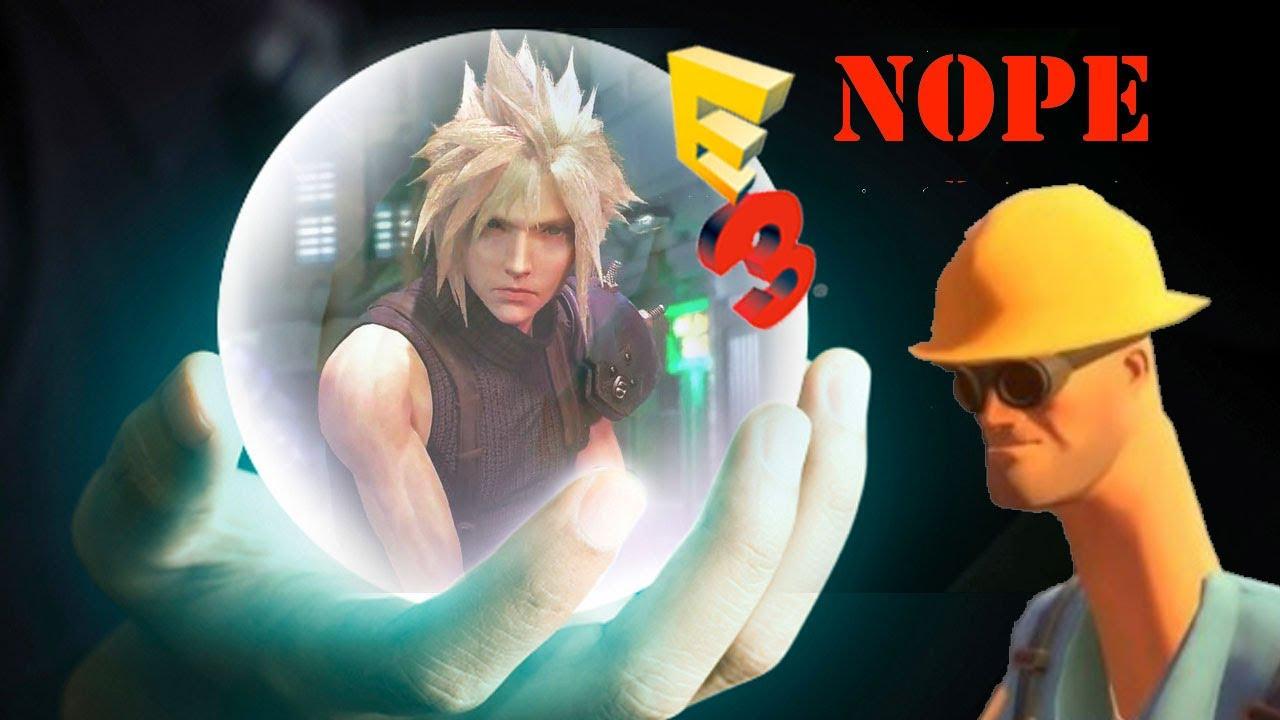 10 E3 Rumors That Aren't Happening