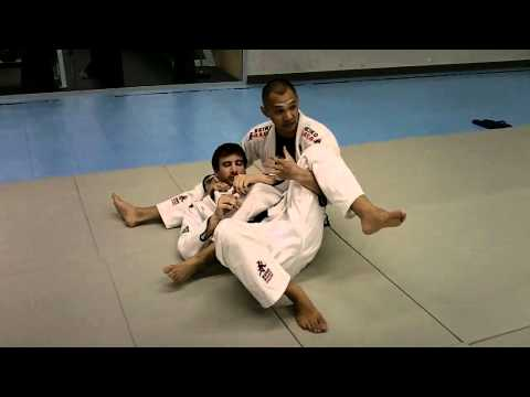 BJJ Breakdown: How to Do the Bow and Arrow Choke