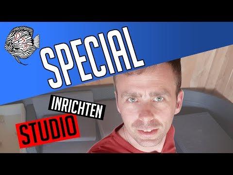 SPECIAL UPDATE VIDEO: YouTube Studio Inrichten