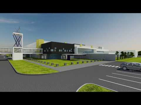 RagingWire Dallas TX1 Data Center Virtual Tour