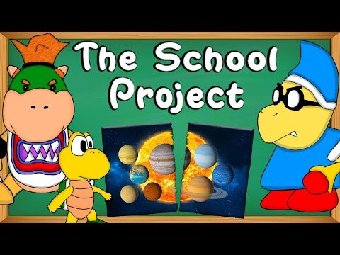 SML Movie: The School Project! Animation