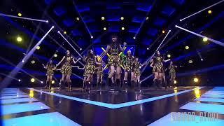 JKT48 - Heavy Rotation at IClub48 NET TV (Andela Center)