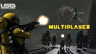 Space Engineers - Welcome To Multiplayer, First Impressions, The Battle Has Just Begun
