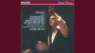 Handel: Music for the Royal Fireworks: Suite HWV 351 - Arr. Sir Hamilton Harty - 3. Bourrée