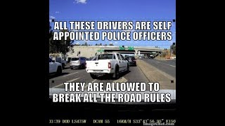 Self appointed Police officers in Sydney Australia
