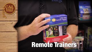 Petsafe Remote Trainers