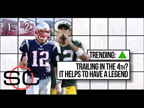 NFL Power Rankings: rising and falling behind QB play | SportsCenter | ESPN