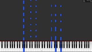 Future Islands - Seasons (Piano Cover) (Sheet Music in Description)