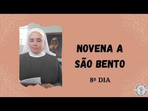 NOVENA A SÃO BENTO - 8º DIA