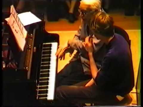 Vlado Perlemuter - Masterclass on Ravel's Ondine and Le Gibet- 1983