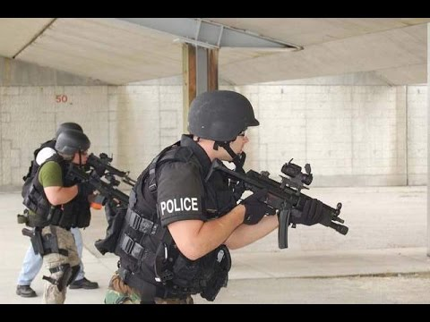 Federal Police Force You Probably Don't Know About is Unleashed and Deadly!!