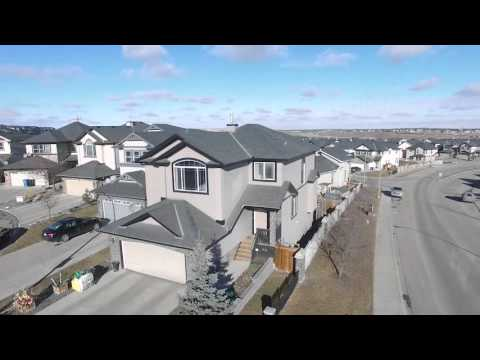 Calgary Real Estate: House For Sale - 878 Kincora Bay NW