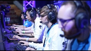 ALL WORK ALL PLAY: The Pursuit of eSports Glory