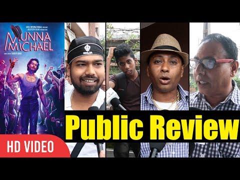 Munna Michael Public Review   Tiger Shroff, Nawazuddin Siddiqui, Nidhi Agerwal   Movie Review