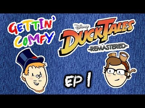 DuckTales Remastered - Episode 1 - We Hate Video Games |