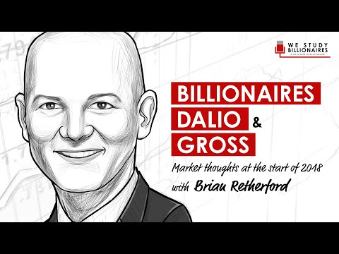 174 TIP. Billionaire Ray Dalio and Bill Gross On What To Expect in 2018
