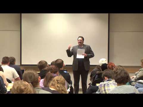 Brandon Sanderson's 321 Class - Lecture 1
