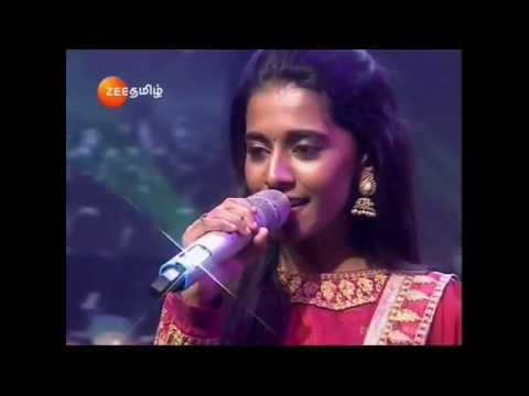 Raja – The One Man Ilayaraja -Chinna Chinna Vannakkuyil Super Singer Priyanka