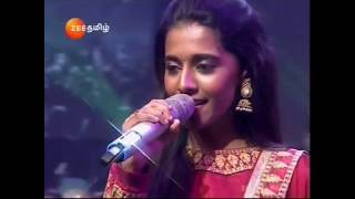 Raja – The One Man Ilayaraja -Chinna Chinna Vannakkuyil super singer priyanka