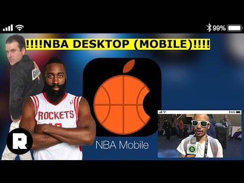 James Harden  and NBA AllStar  NBA Desktop Mobile With Jason Concepcion  The Ringer