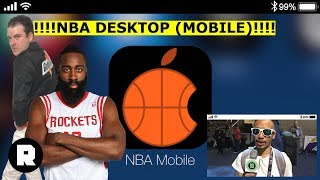 James Harden Interview and NBA All-Star | NBA Desktop Mobile With Jason Concepcion | The Ringer
