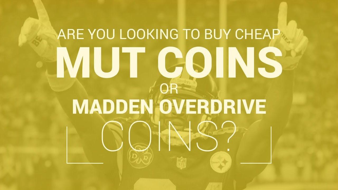 Buy Cheap MUT Madden 20 Ultimate Team Coins   Fast