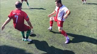 Polônia x Portugal - 1º Tempo - Campeonato Villa Gaúcho 2018