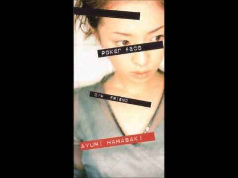 Hamasaki Ayumi-Poker Face First Single 1998