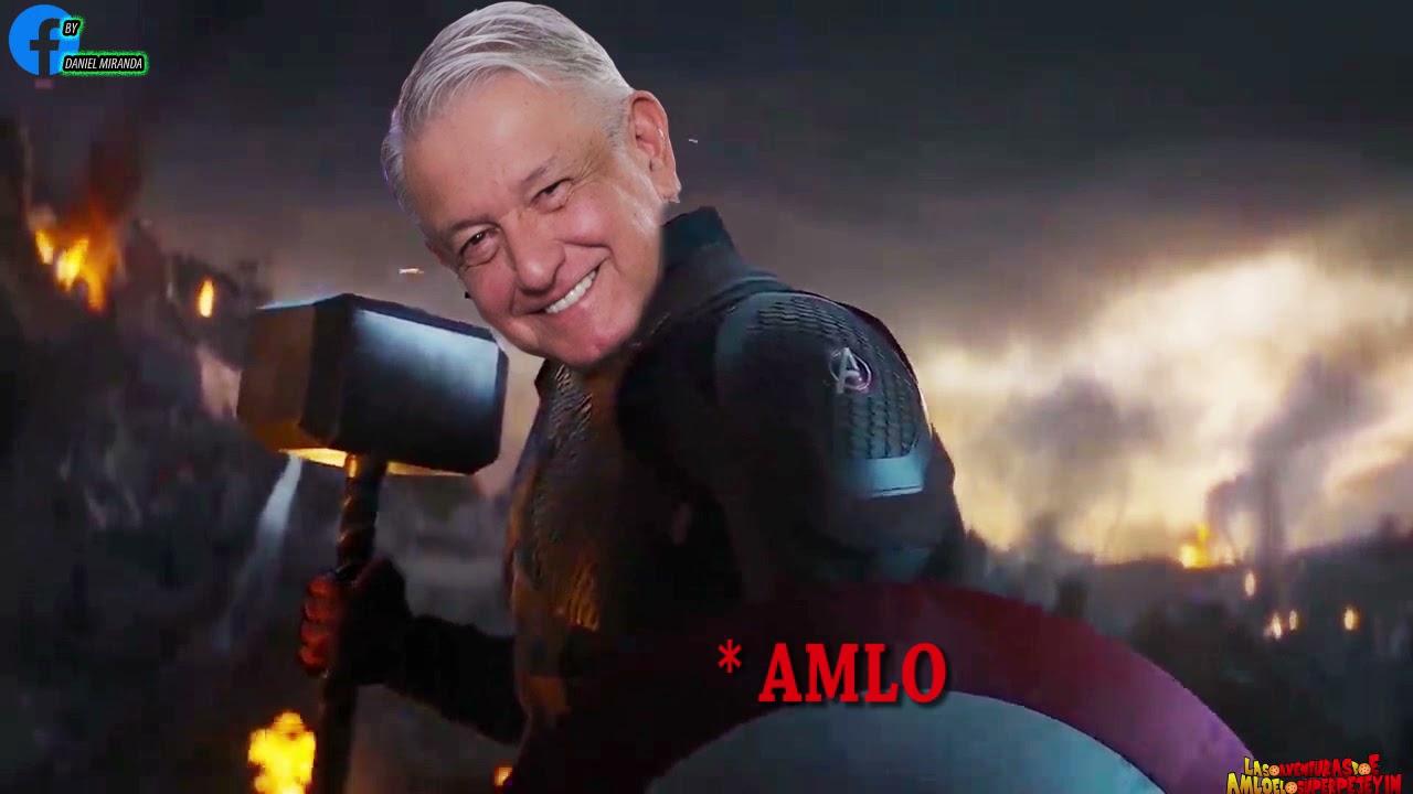 AMLO se enfrenta a los vende patrias y a la OEA