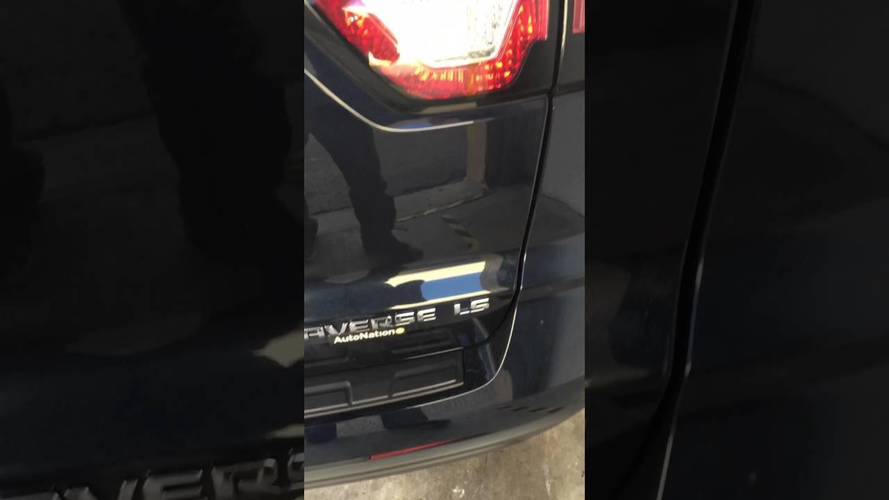 Fuse Box Location Chevrolet Traverse Chevy