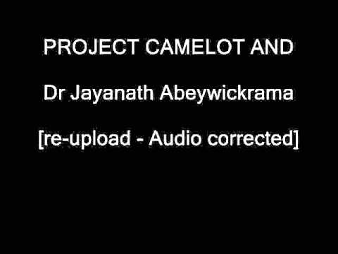 [re-up. audio fix] PROJECT CAMELOT: DR. JAYANATH ABEYWICKRAMA : HEALING WATER