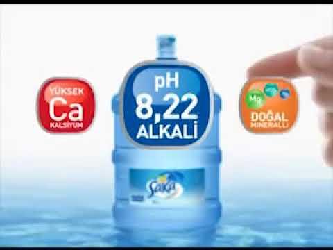 Saka Su Reklam 2012 Damacana