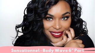 Sensationnel Body Wave 6 inch Part